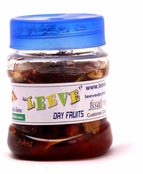 Leeve Dry fruits Special Honey with and Saffron, 400G