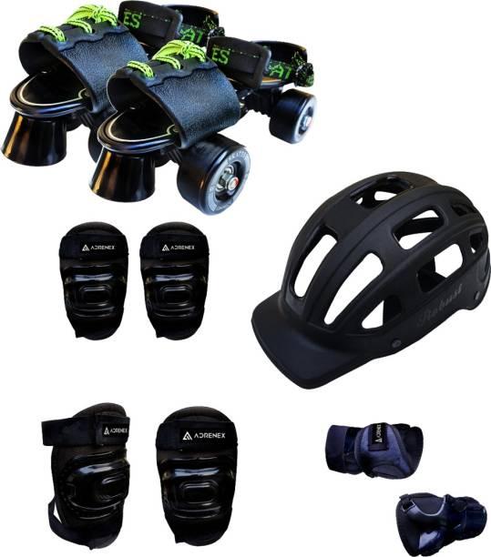 Adrenex by Flipkart Drift Quad Roller Skating Kit