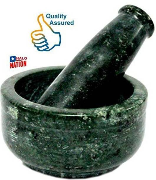 Yash Enterprises mortar and pestle , okhali , masher , khral , khalbatta , imam dusta , marble morter and pestle , spice grinder Marble Masher