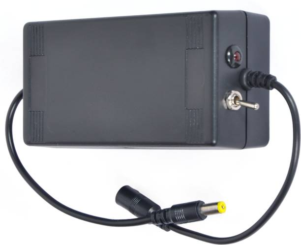 Powercub 12v 2a Mini Ups for wifi routers and cctv - Battery backup for your router Power Backup for Router