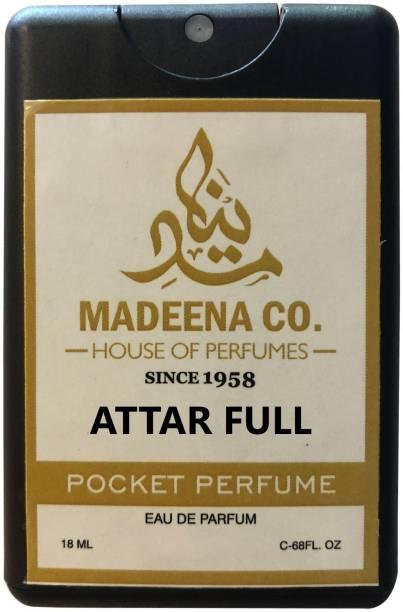 madeena co ATTAR FULL 18ML Perfume  -  18 ml