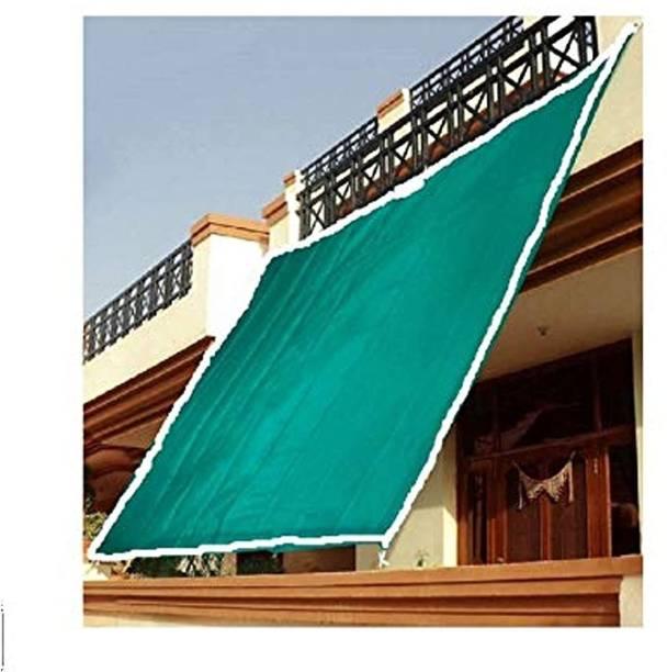 HOODWIN Plastic Gardening Shade net and 75% Sun-Block Shade Cloth Net Mesh for Garden Patio & Plants - UV Treated, 10x15 ft Portable Green House