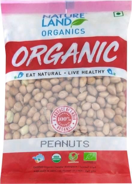 Natureland Organics Peanut (Whole)