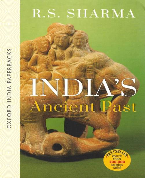 India's Ancient Past ( Ancient India ) In English (387 Pages)