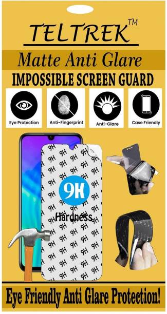 TELTREK Impossible Screen Guard for Alcatel OneTouch Scribe Easy 8000D