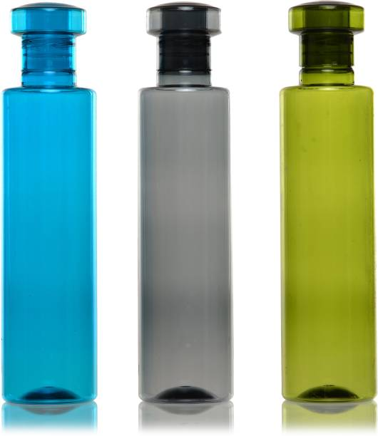 Ddice Vintage Multi-Colour Pack of 3 1000 ml Bottle