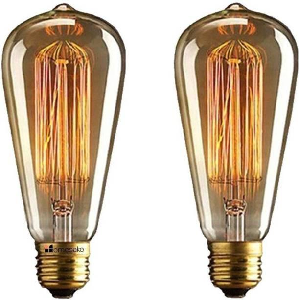 LIGHTING HOURS 40 W Decorative E27 Incandescent Bulb