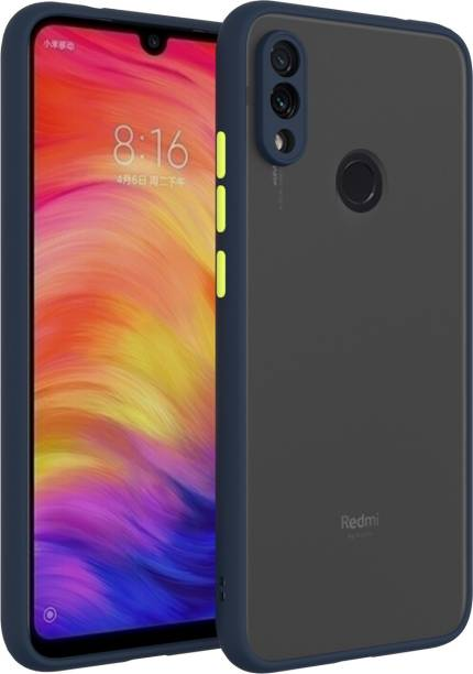 GadgetM Back Cover for Mi Redmi Note 7 Pro, Mi Redmi Note 7, Mi Redmi Note 7s