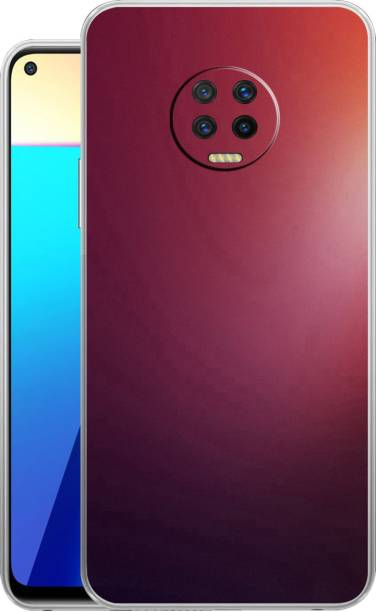 mobom Back Cover for Infinix Note 7