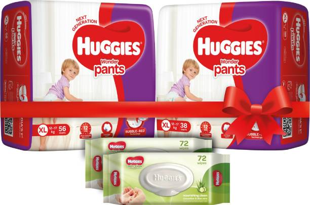 Huggies Wonder pants- Comfort pack XL - XL