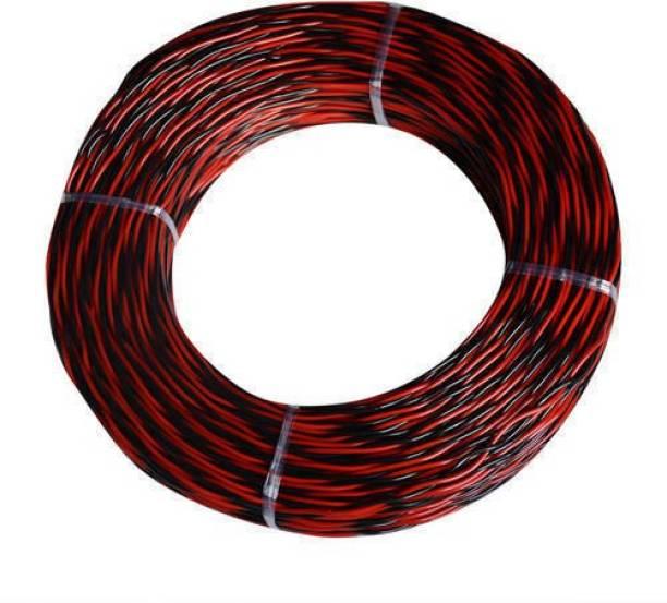 ROSHANI MARKETING 0.7 1 sq/mm Red 50 m Wire