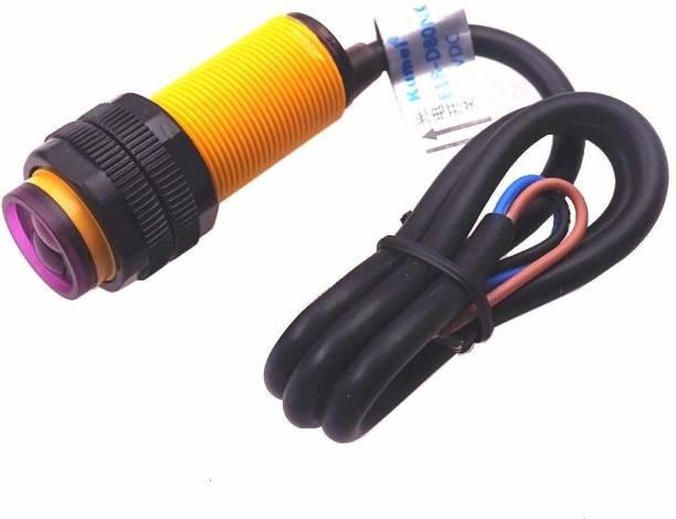 Stookin iR Avoidance Proximity Sensor E18-D80NK For 5V Switch Detect 3-80cm For Robotics Power Supply Electronic Hobby Kit