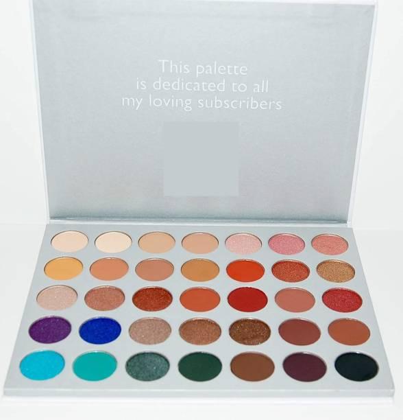 angelie Professional Morphe ed The Jaclyn Hill Eyeshadow Palette 100 g