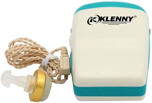 klenny F18 Pocket Model Hearing Aid Hearing Enhancer Ear Machine Sound Amplifier In The Ear Hearing Aid In The Ear Hearing Aid (White),Sound Enhancement For Old Age (18F) Pocket Model Hearing Aid (White),Sound Enhancement Wired Box F-18 Wire Pocket Model Hearing Aid (White, Green) F-18 pocket model Hearing Aid