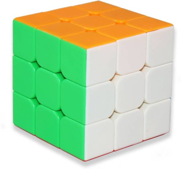 Tector Smoothest & Fastest 3x3x3 Magic Cube - Multicolor