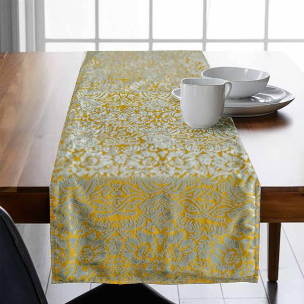Milano Home Yellow 274 cm Table Runner