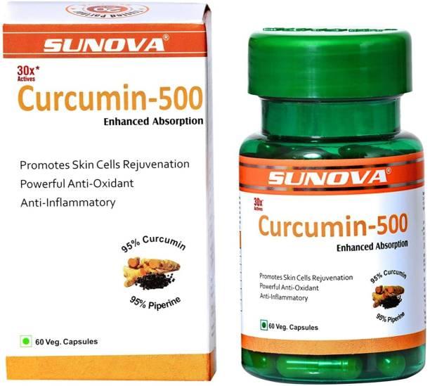 SANAT Sunova Curcumin-500