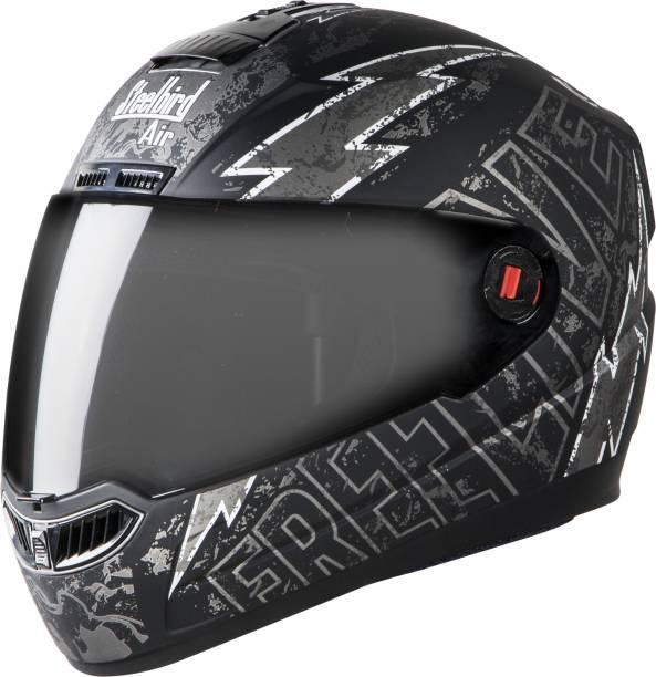 Steelbird SBA-1 Free Live Motorbike Helmet