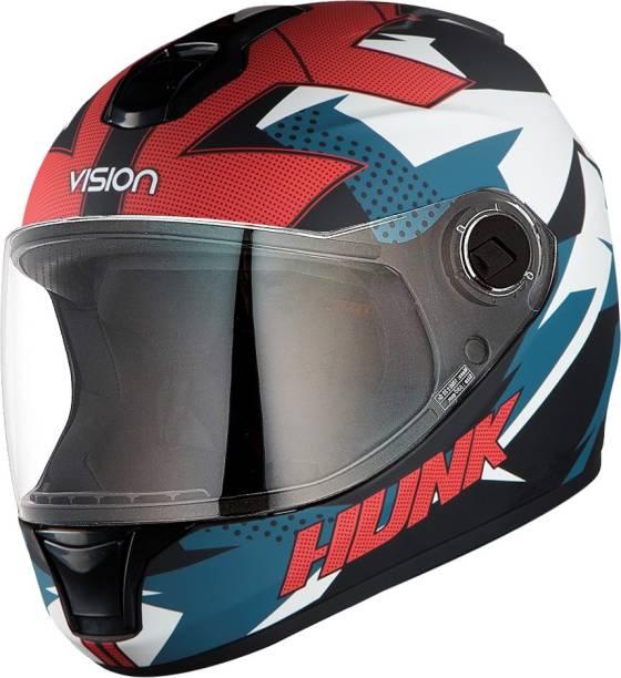 Steelbird SBH-11 ZOOM HUNK Motorbike Helmet