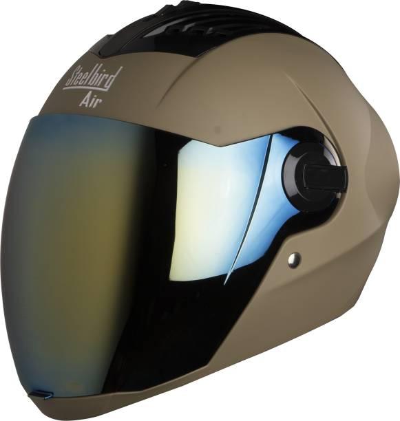 Steelbird SBA-2 Motorbike Helmet