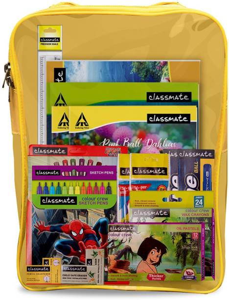 Classmate Stationery Kit Bag (All in one)