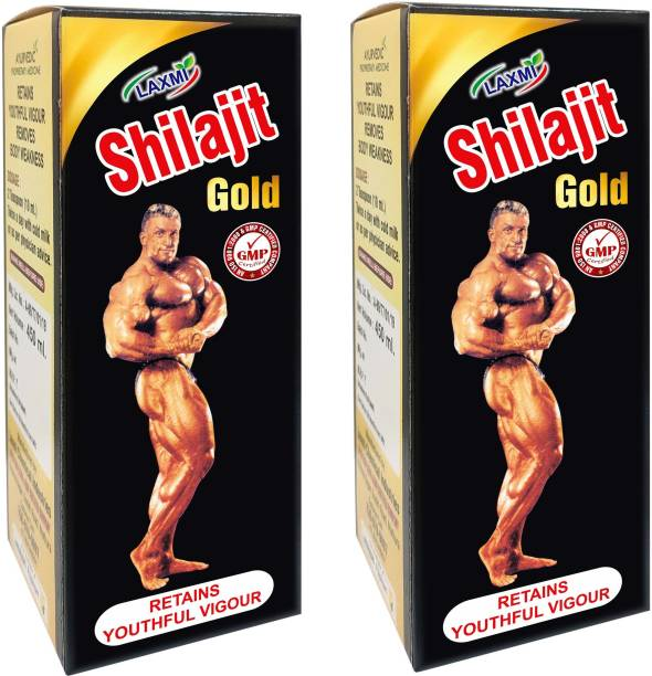 Laxmi SHILAJEET GOLD FOR SEXUAL HEALTH