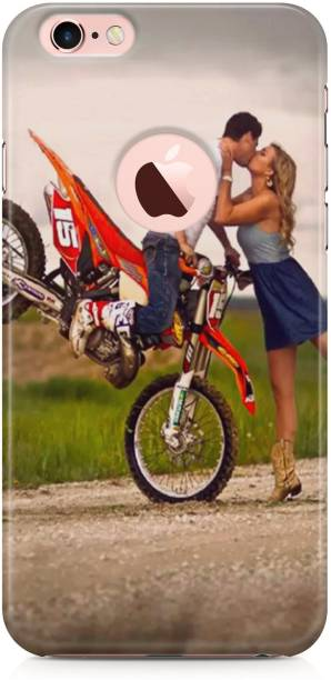 Accezory Back Cover for Apple iPhone 6s Back Cover-BIKE-KTM-LOVE-COUPLE-BACK CASE