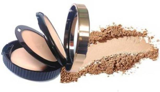 THTC 2IN1 OIL CONTROL SKIN WHITENING FACE POWDER  Compact