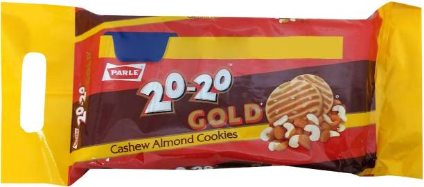 PARLE 20-20 Gold Cookies