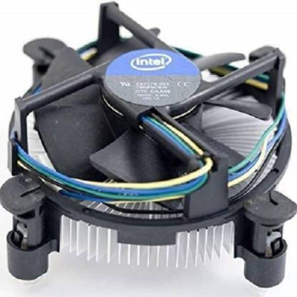 atekt Intel i3/i5/i7 LGA1150 CPU Cooler (Black) Cooler