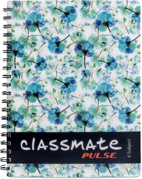 Classmate Pulse Regular Notebook Single Line 300 Pages
