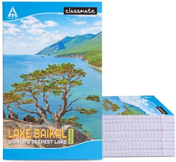 Classmate Longbook Regular Notebook Single Line 160 Pages