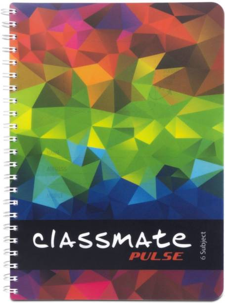 Classmate Pulse A4 Notebook Single Line 300 Pages