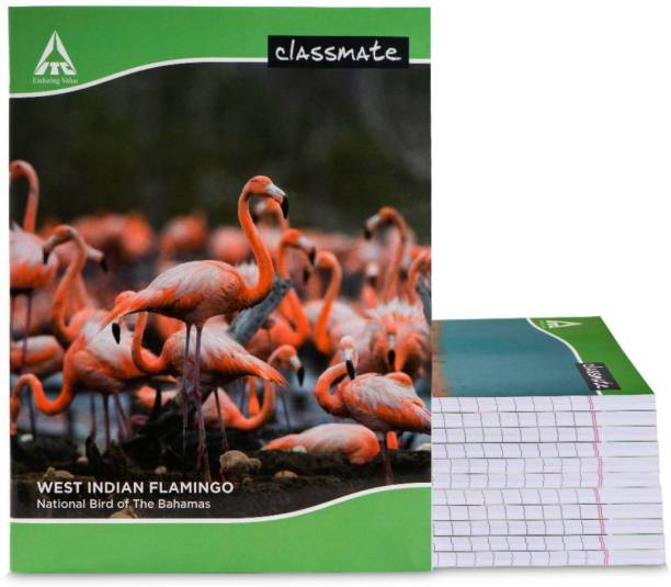 Classmate Notebook Regular Notebook Single Line 172 Pages