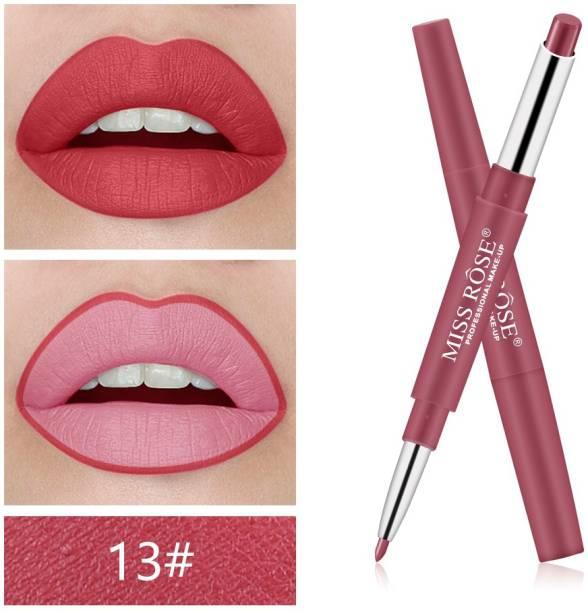 MISS ROSE Magnificent Long Lasting Moisturizing Lipstick 2 in 1 Lipsticks Pen (13)