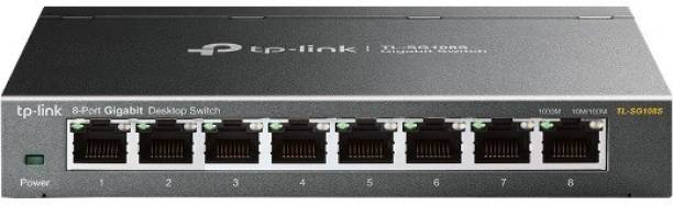 TP-Link TL-SG108S Network Switch