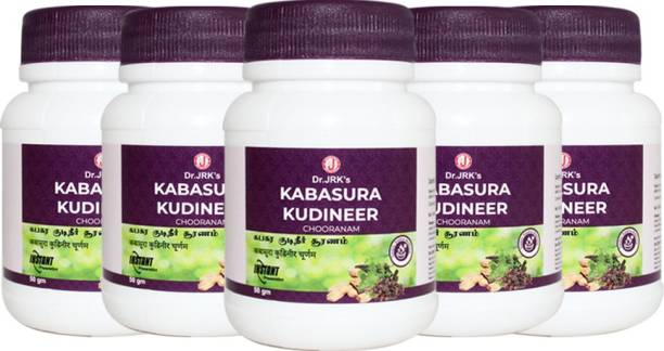 Dr. JRK's Kabasura Kudineer (pack of 5)
