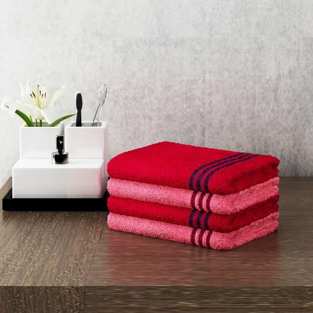Flipkart SmartBuy Cotton 400 GSM Hand Towel Set