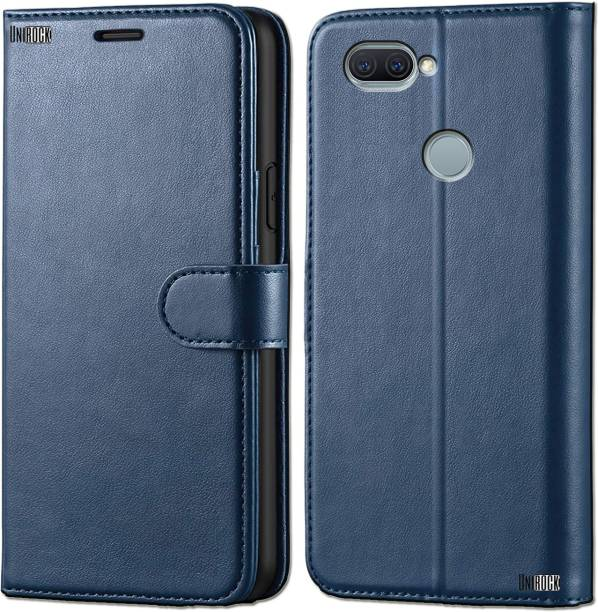 Unirock Wallet Case Cover for OPPO A12