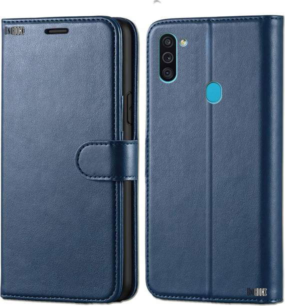 Unirock Wallet Case Cover for Samsung Galaxy M11