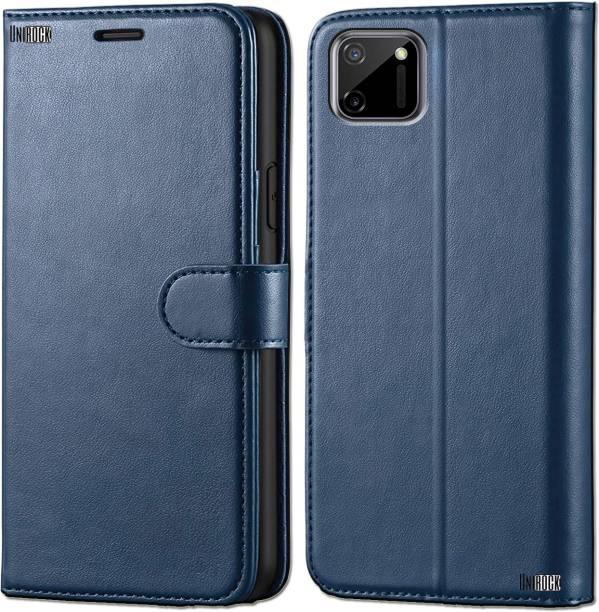 Unirock Wallet Case Cover for Realme C11