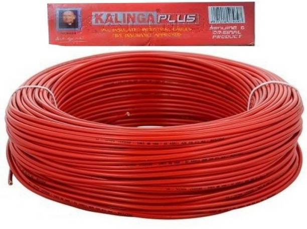 Kalinga Plus COPPER Red 90 m Wire