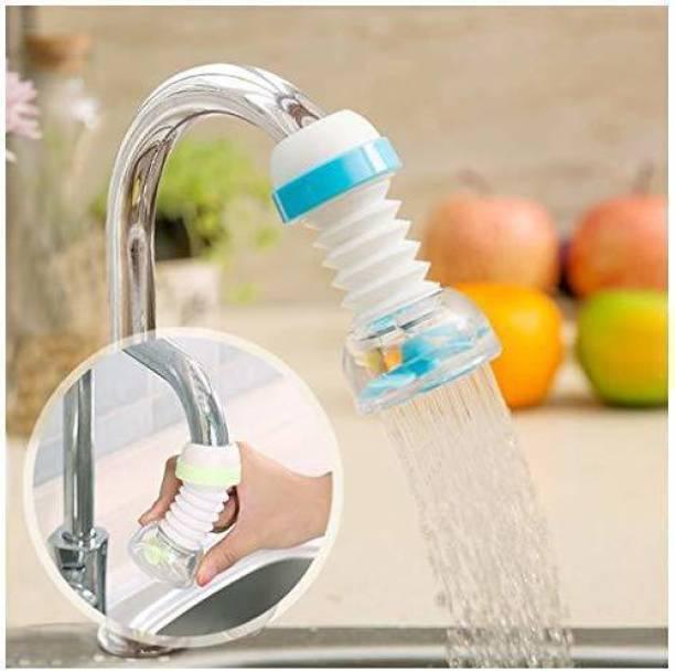 Cashel 360 Degree Water saving Tap for Kitchen Wash Basin Nozzle Faucet Shower Rise Faucet Nozzle
