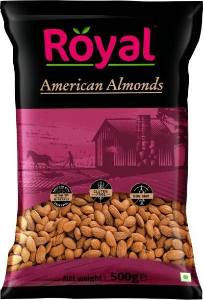 Royal almonds-500gm Almonds