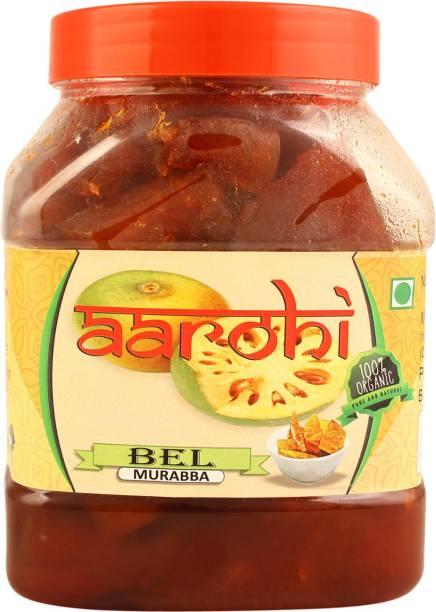 Aarohi Pure Natural Organic Home Made Sweet Bel Murabba Bel Murabba