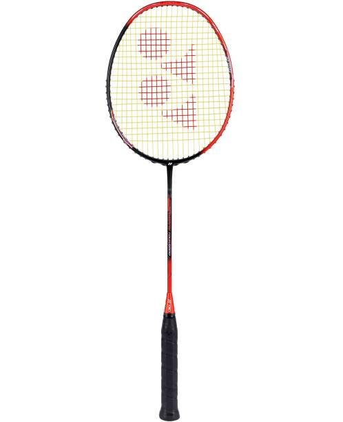 YONEX NANORAY TOUR 9900 Red, Black Strung Badminton Racquet