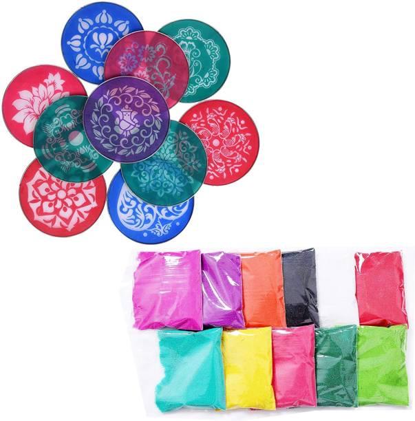 Ascension Pack of 20 Rangoli Powder