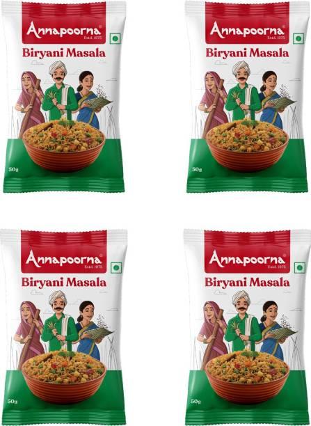 Annapoorna Briyani Masala 50gms Pack of 4