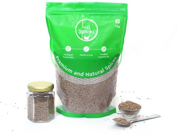 justspices Premium Jeera (Cumin Seeds) 1Kg