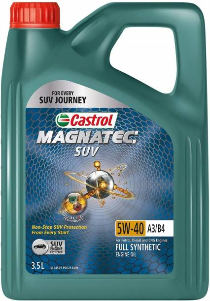 Castrol Magnatec SUV 5W-40 Full Synthetic Full-Synthetic Engine Oil